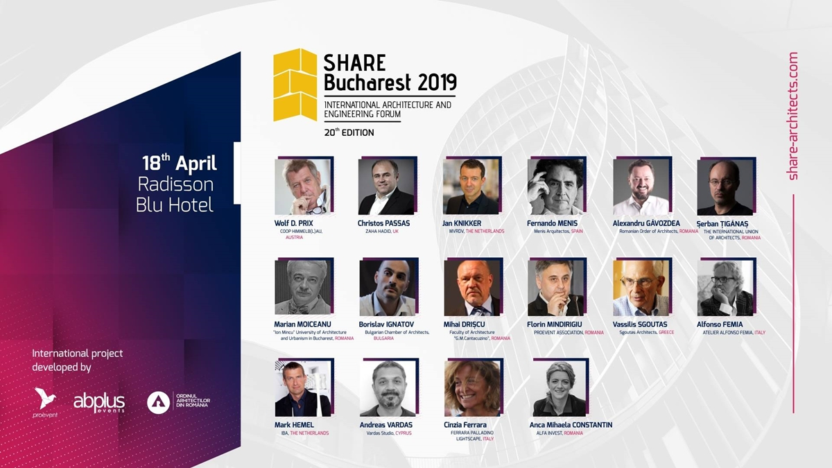 SHARE Bucharest 2019